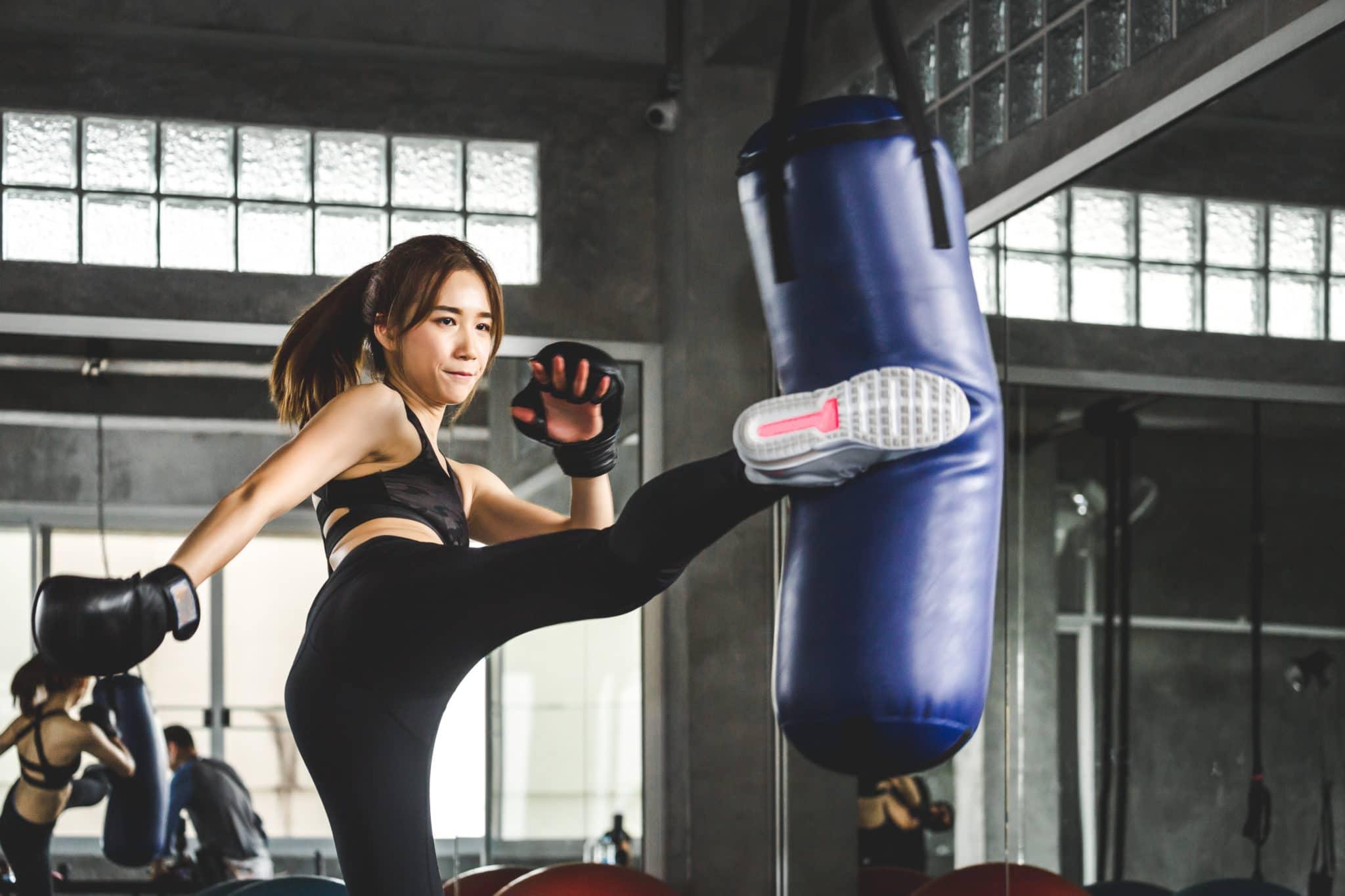 OBX Martial Arts Thai Kickboxing