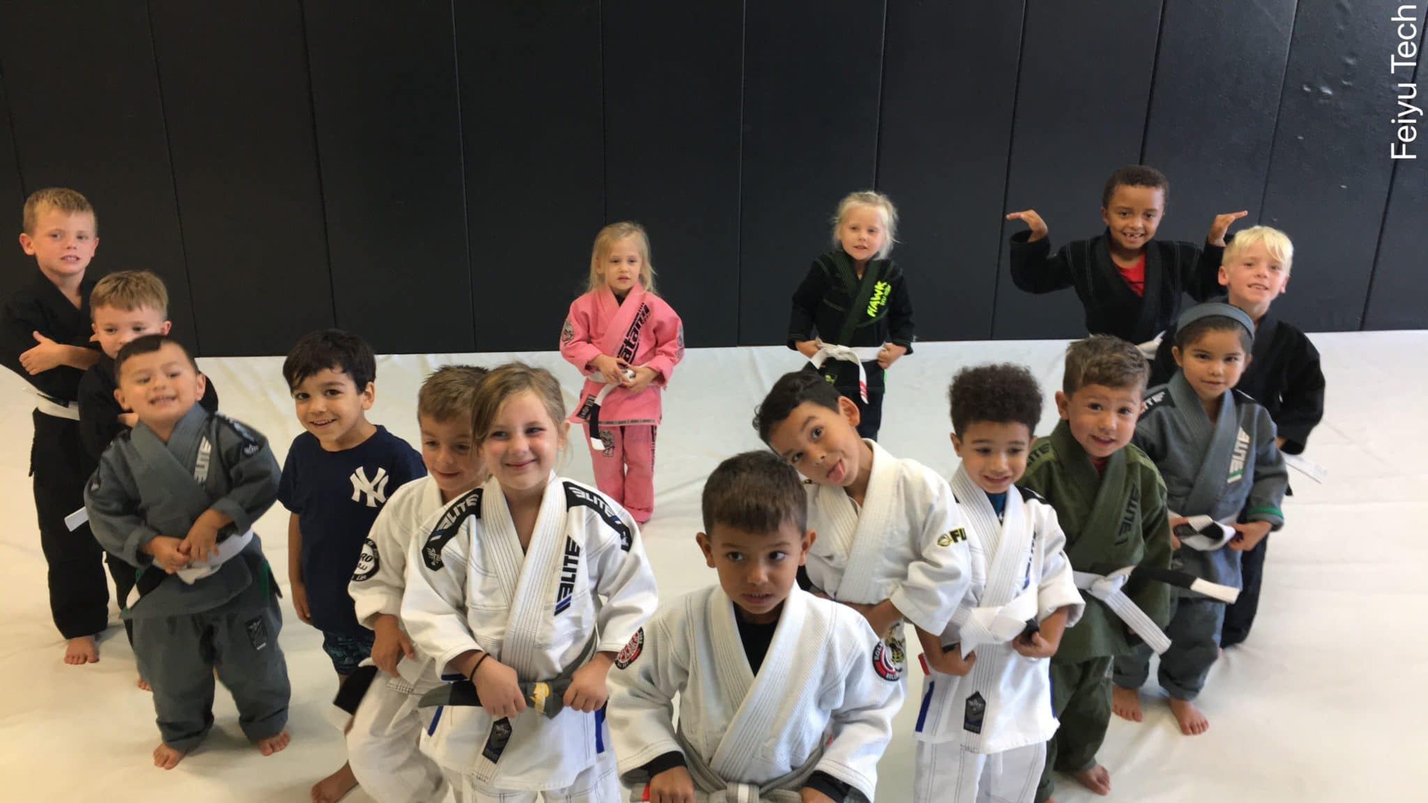 OBX Martial Arts Kids BJJ