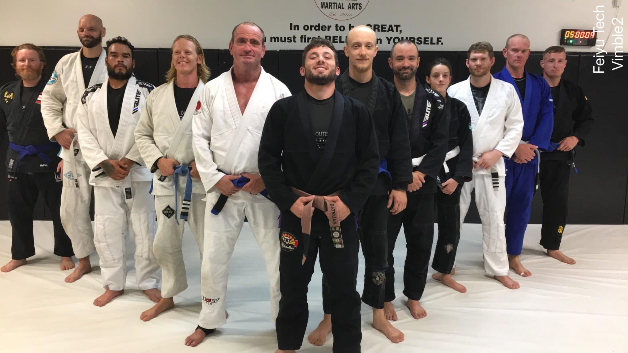 OBX Martial Arts Rick Bateman